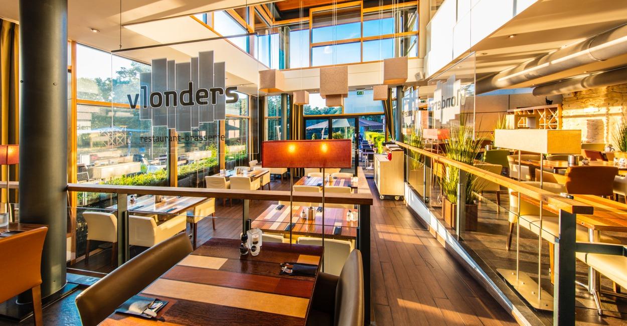 Dagelijks open voor ontbijt, lunch en diner   Restaurant Brasserie Vlonders Utrecht